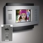 Kit videointerfon color Commax CDV-50A/DRC-4CH